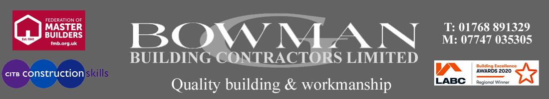 G Bowman Building Contractors